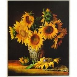 Dekorační obraz - Slunečnice - 4050_00004