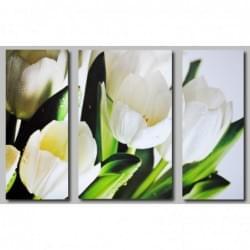 Třidílný dekorační obraz zátiší - 3D_5070_00008