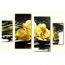 Čtyřdílný dekorační obraz - 4D_10070_00002