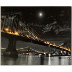 Dekorační obraz - Noční město - 4050_00005