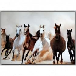 Dekorační obraz - Koně - 5070_0018