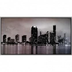 Dekorační obraz - Noční město - 10050_0009