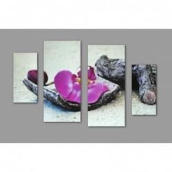 Čtyřdílný dekorační obraz - 4D_10070_00013